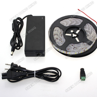 Wholesale 5630 Waterproof LED Strip Set 60Leds M Flexible Led Light Power Adapter 2 Years Warranty