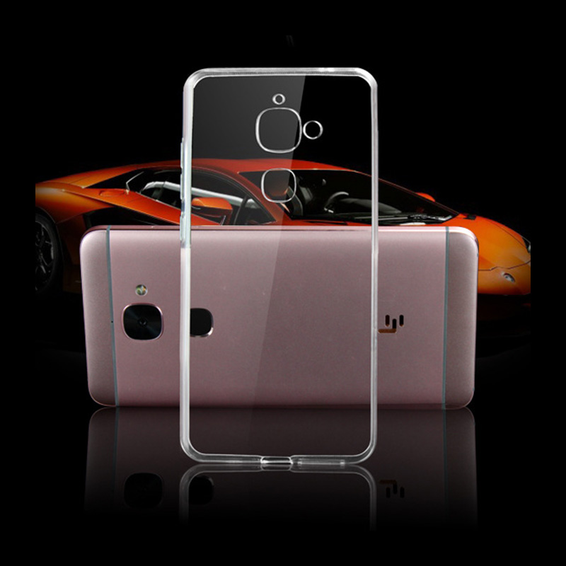 Transparent silicone <font><b>case</b></font> for <font><b>Letv</b></font> 2 <font><b>LeEco</b></font> Le2 X527 X526 x520 <font><b>Le</b></font> 2 Pro X620 <font><b>cases</b></font> crystal clear tpu cover <font><b>LeEco</b></font> <font><b>Le</b></font> <font><b>S3</b></font> <font><b>X522</b></font> X626 image