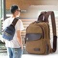 ETN SACO 042216 venda quente boa qualidade unisex mulheres homens pequeno saco de lona mochila de viagem do vintage