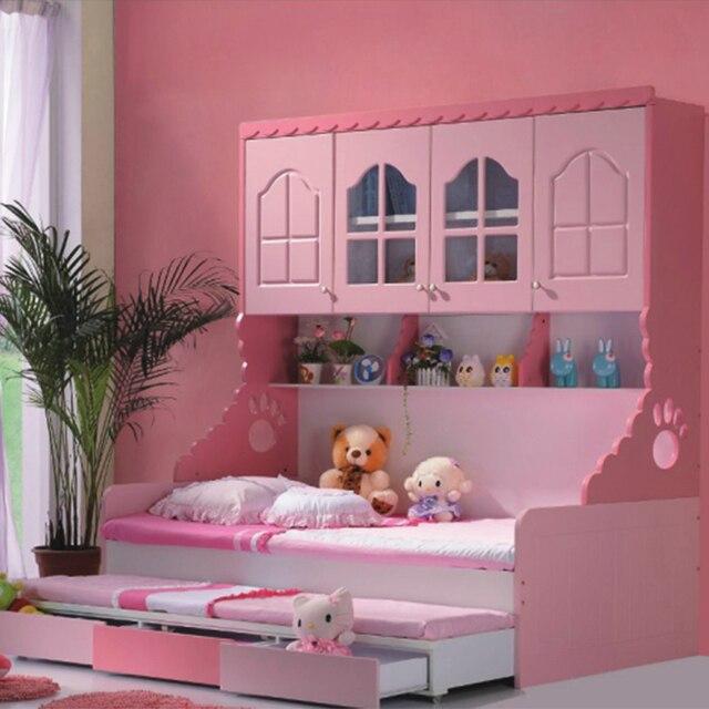 Medio ambiente bajo en carbono de muebles para niños con armario ...