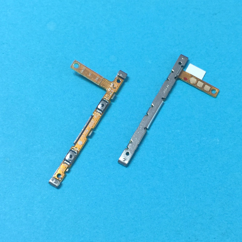 For Samsung Galaxy A6 A600 A605 2018/A6 Plus A610 2018 Switch Power On/Off Side Volume Up/Down Button Flex Cable