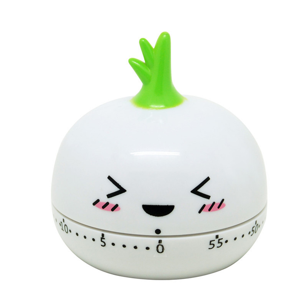 Mechanical Timer Kitchen Timer Reminder Counting Cute Four