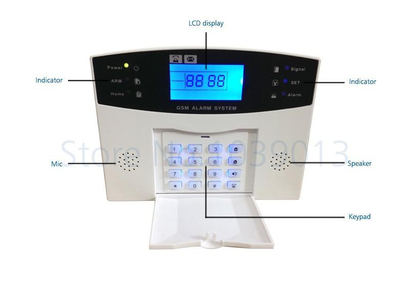 alarm system kit G500-1