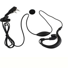 3 5mm to 2 5mm 2 Pin Earphone Earpiece Headset Widely Used for Baofeng UV5R 888S