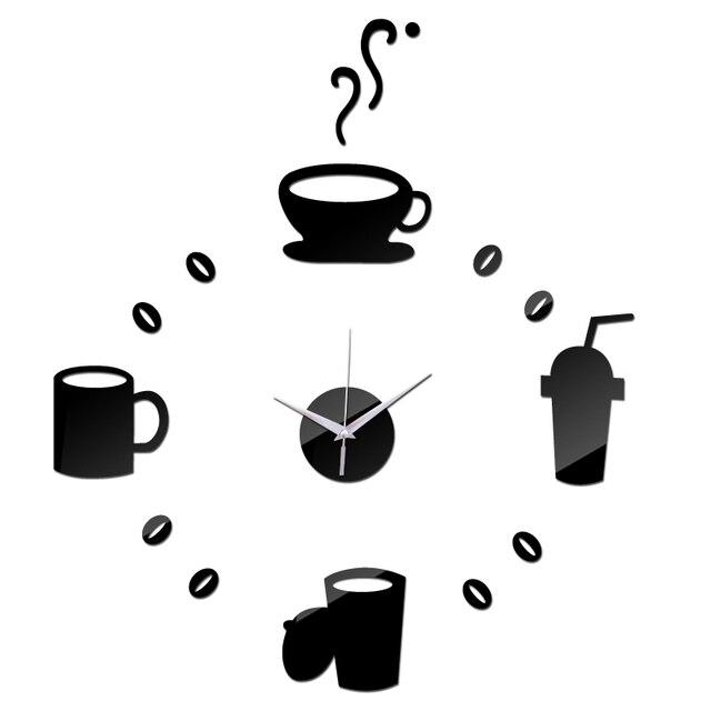 aliexpress.com : acquista 2015 nuovo orologio da parete orologio ... - Soggiorno Moderno Fai Da Te
