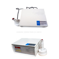 GLF500 zgrzewarka do folii aluminiowej elektromagnetyczna zgrzewarka indukcyjna szybka praca ciągła zgrzewarka indukcyjna