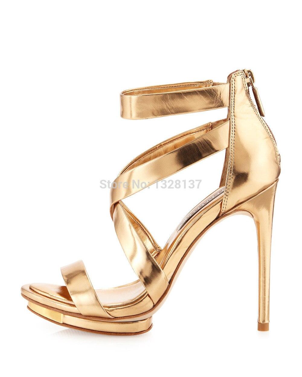 8b29d11d3f0 gold ladies flat sandals shoes women wedge wedding shoes sandalias  femininas bowknot peep toed shoes cheap