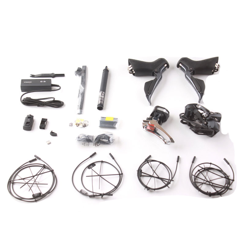 Shimano ULTEGRA R8000 R8050 Di2 Electric Parts Road Bicycle Groupset 2x11S Speeds Bike Kit Include All Electronic Parts free shipping techone su29 800 3d epp kit version not include any electronic parts
