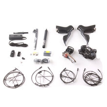 Shimano ULTEGRA R8000 R8050 Di2 Electric Parts Road Bicycle Groupset 2x11S Speeds Bike Kit Include All Electronic Parts