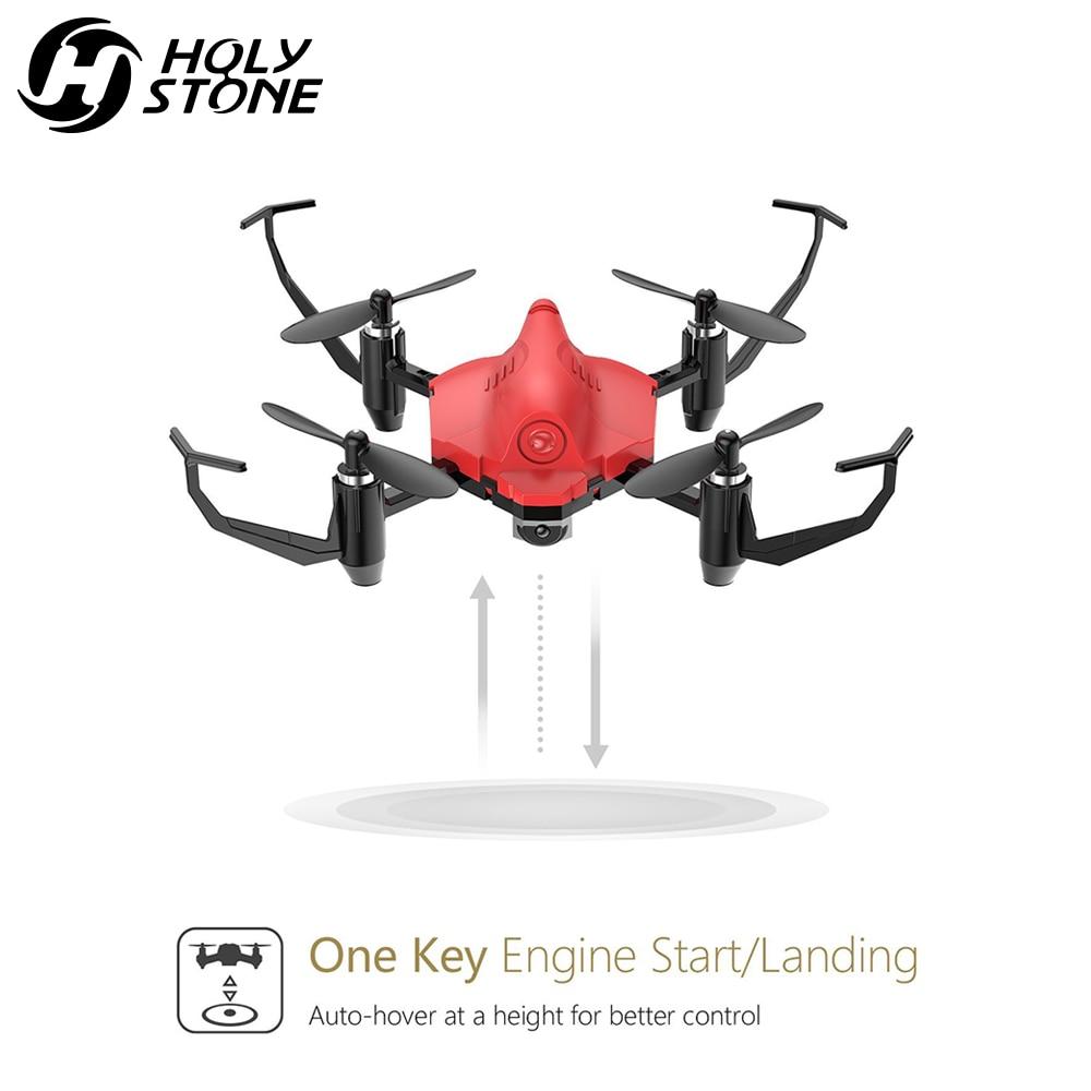 Holy Stone HS177 Red Mini Drone RC Drone Quadcopters Headless Mode - დისტანციური მართვის სათამაშოები - ფოტო 4