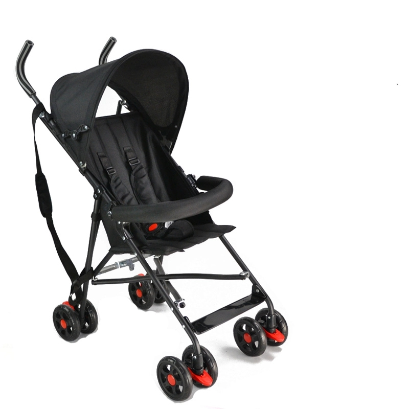 Cheap Baby Stroller poussette Portable Umbrella Pushchair Folding Baby Carriage Buggy bebek arabasi Child Trolley For 6~36Months