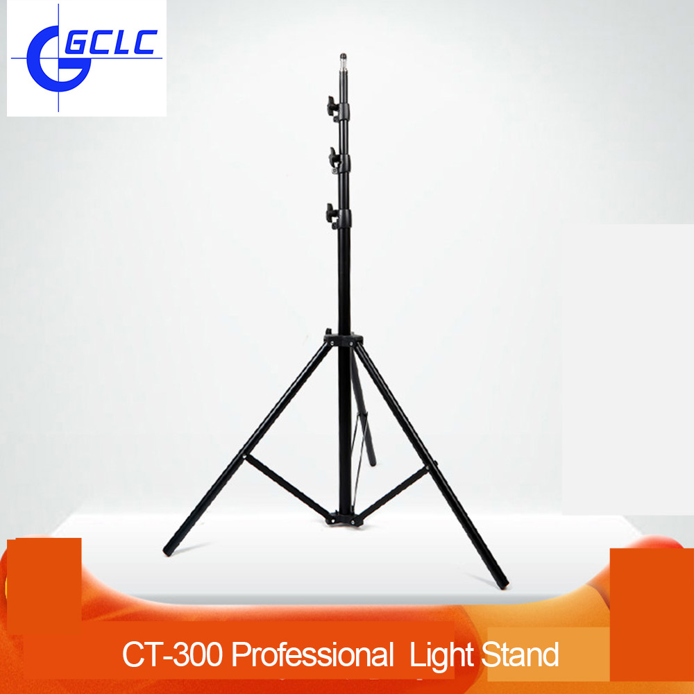 XINSHETU Profession Photography Accessory Light Stand Air-Cushion Tripod For Photo Studio Softbox Video Flashes Lighting цена