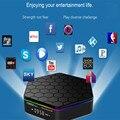 Sunvell T95Z Plus Smart TV Box Android Smart Set Top Box Amlogic S912 Octa Core 4K x 2K H.265 Decoding 2.4G + 5G Dual Band WiFi