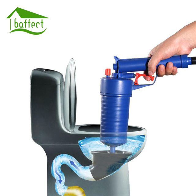 Upgrade home high pressure air drain blaster pump plunger sink pipe upgrade home high pressure air drain blaster pump plunger sink pipe clog remover toilets bathroom kitchen workwithnaturefo