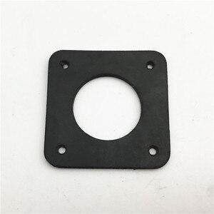 1 шт. NEMA 17 23 шаговый двигатель Резиновый демпфер Вибрационный Демпфер Амортизатор для ЧПУ Wanhao Anet creality Ender 3 pro 3D принтер