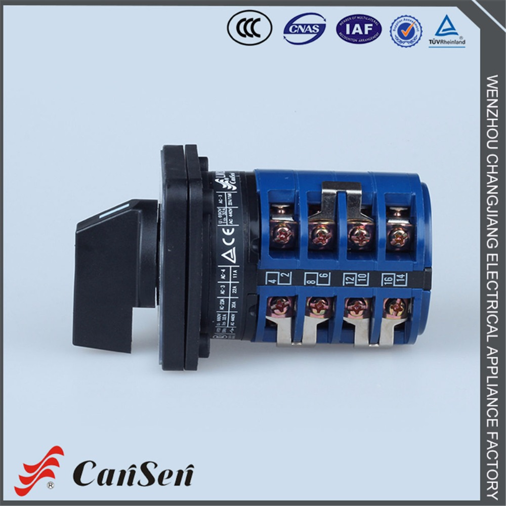 32a Cam Switch 0 Y D Star Delta 16 Terminals Ce Tuv Ip65 Water Stardelta Switching Proof Box In Switches From Lights Lighting On Alibaba Group