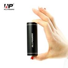 Portátil de Bateria Pack para Iphone Allpowers 5400 MAH Carregador Externa Power Bank 6 S Plus Ipad