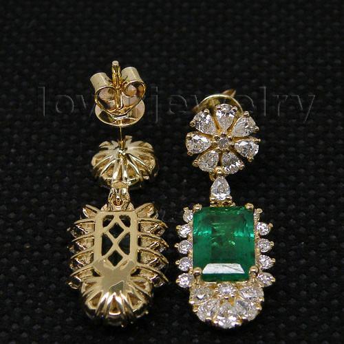 emerald earrings-6
