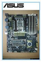 ASUS SaberTooth X58 оригинальная материнская плата LGA 1366 DDR3 для Core i7 Extreme/Core i7 24 ГБ рабочего Материнская плата Бесплатная доставка