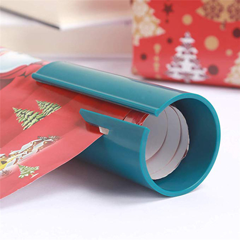Mini cortador de papel para enrolar, cortador de papel de embrulho deslizante, ferramenta de corte d5 para natal, artesanato