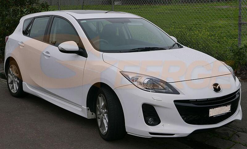 Mazda 3 Mps Bl Hoodie Pullover V2