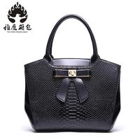 Real Leather Bag Cow Leather Bag 100% Genuine Leather Handbag Women Luxury Cross Body Elegant Famous Brand Buckle Bag