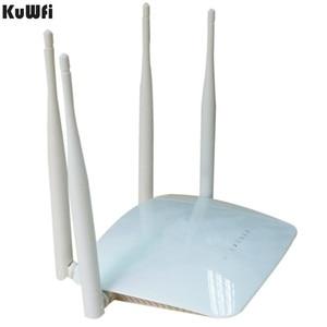 Image 3 - 300 mb/s QCA9531 wysokiej mocy Router bezprzewodowy AP WIFI silny sygnał wsparcie Firewall VPN QoS DHCP z portem USB 4 * antena 3dbi