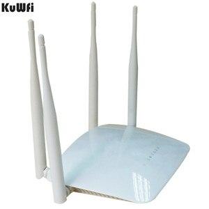 Image 3 - 300mbps QCA9531 High Power Wireless Router AP WIFI Starke Signal Unterstützung Firewall VPN QoS DHCP Mit USB Port 4 * 3dbi antenne