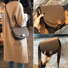 Crossbody bag Genuine leather women luxury handbags designer soft Shoulder Bags