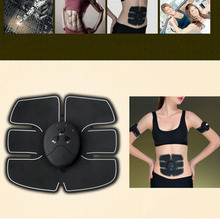 Wireless Muscle Stimulator Trainer Smart Fitness Abdominal Training Belt Unisex