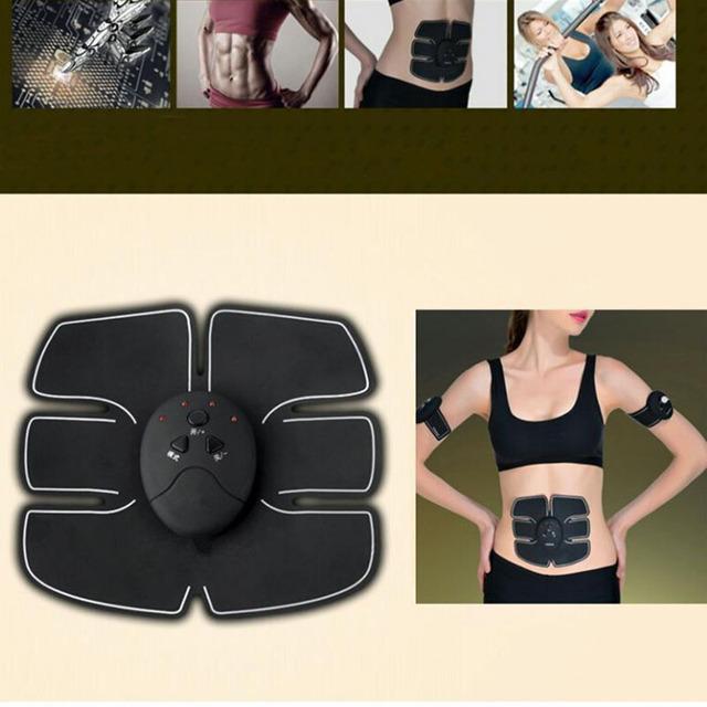 Wireless Muscle Stimulators Set Unisex