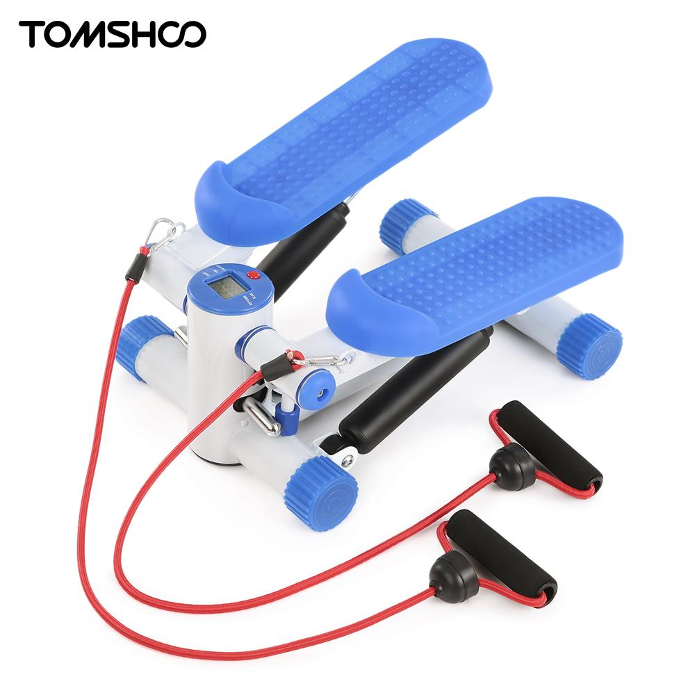 Tomshoo Compact Mini Stepper Twisting Stair Stepper