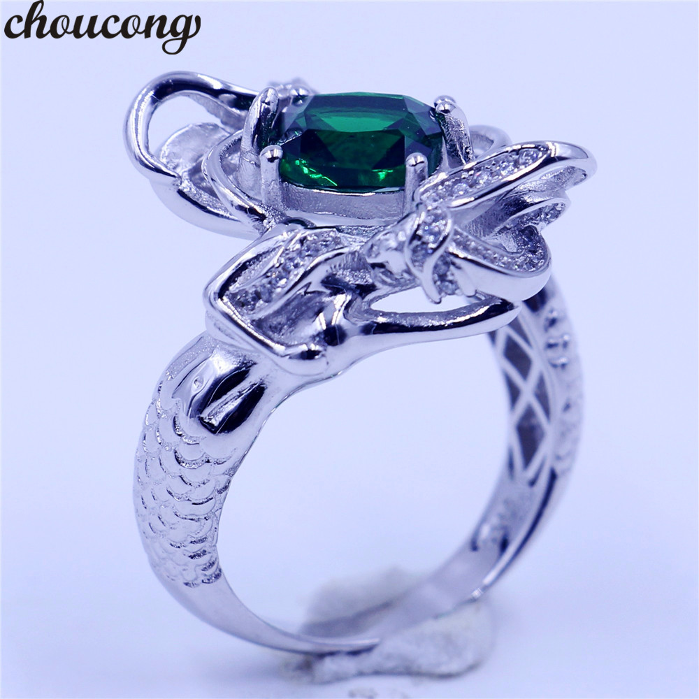 emerald blue fullxfull mermaid engagement ring zoom zircon hdqt rings il listing ocean silver