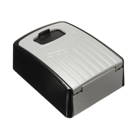 Safurance 4 Digit Safe Security Outdoor Storage Key Hide Box Wall Mounted Combination Lock Home Safety Protection