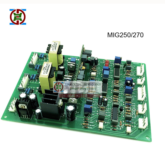MIG-250/270 control board/driven board for jasic co2 gas shielded welding machine