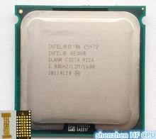Processador intel, intel xeon e5472 3.0ghz/12m/1600 perto de lga771 core 2 quad q9550 cpu (dar dois 771 para 775 adaptadores)