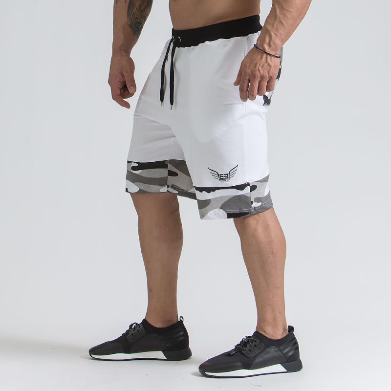 Evolutionbody High Quality Cotton Men Shorts Summer 2018 beach Fashion The Pocket Zipper Garnish Short Pants Hot selling
