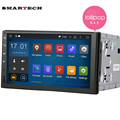 Universal Car Stereo Radio Quad Core Android 5.1 Car Multimedia Player Tablet 2 Din Auto GPS Navigation Bluetooth For KIA NISSAN
