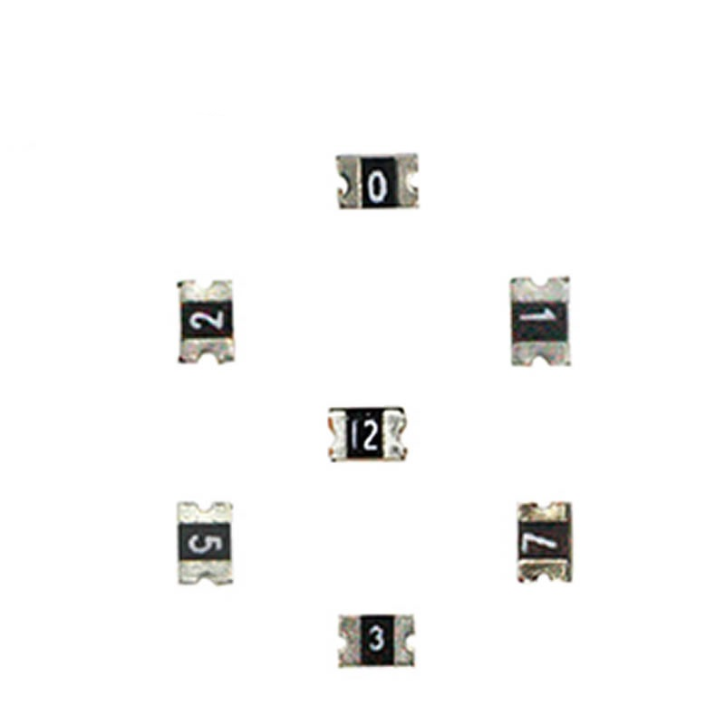 SMD Resettable Fuse, 0805, PTC Resettable Fuses, 0.05A/0.1A/0.2A/0.25A/0.35A/0.5A/0.75A/1A/1.1A Resettable Fuse SMD 10pcs 1206 0 2a 200ma polyswitch smt smd resettable fuse
