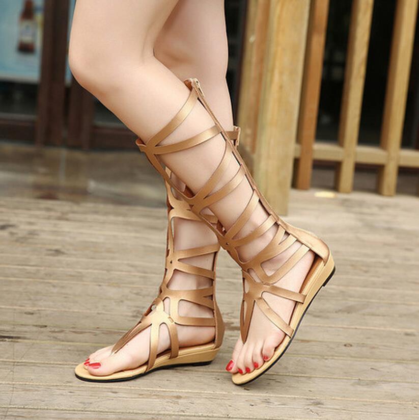 Mujer Romanas sandalias Zapatillas Zapatillas sandalias Romanas Mujer Zapatillas XukZiP