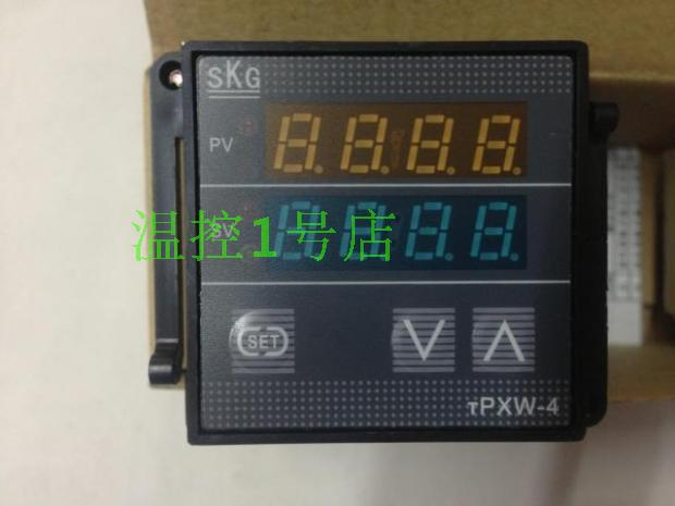 TYPE:PT100 !!! SKG genuine TPXW4NAY1-NN precision temperature controller TPXW-4 stock TPXW4 genuine skg temperature controller skg rex c400 temperature controller trex c400 temperature control trex c400fk01 m hl