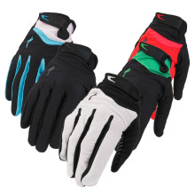 Non-Slip Breathable Full Finger Gloves Riding Cycling Bike Bicycle Women Men free shipping