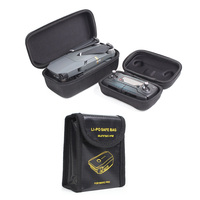 Ormino Từ Xa Cơ Thể Thiết Bị Túi Túi RC Phụ Kiện Quadcopter kit Li-po Pin Bảo Vệ safe bag Pofessional Drone bộ phận
