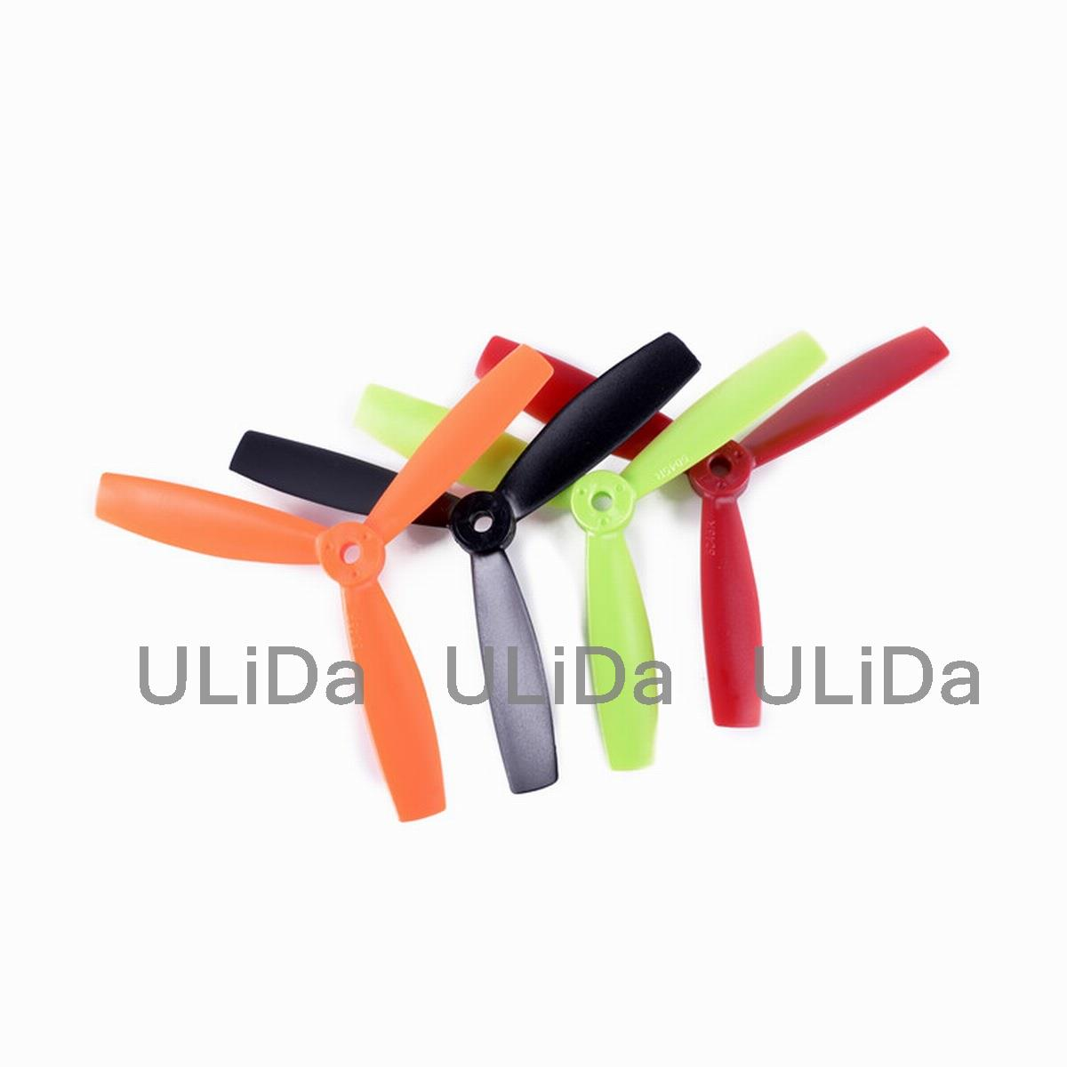 16pcs / 8pairs 4045 Bullnose 3 Blade Propeller The Indestructible Prop for QAV Quadcopter replacement conductive rubber contact for psp 2000 3d joystick 10 pack