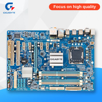 Gigabyte GA-EP43T-S3L Original Used Desktop Motherboard EP43T-S3L P43 Socket LGA 775 DDR3 ATX On Sale
