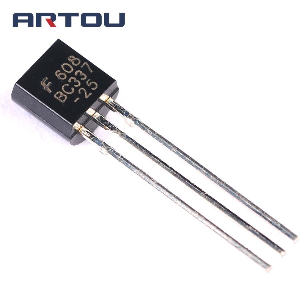 each MPSA42 NPN and MPSA92 PNP Transistor Kit 25 pcs