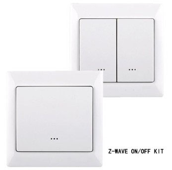 Eu 868 42mhz Z Wave Plus Single Dual Wall Switch 3 Wire