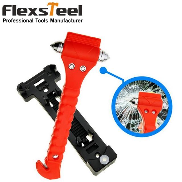 Multi-function Car Auto Underwater Escape Emergency Safety Belt Cutter Life Hammer for Break Glass Window