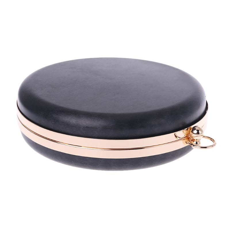 New 18cm Metal Clasps Dinner Round Box Purses Frame Handles For DIY Handbags Kiss Twisted Lock Buckle Tone Bag Accessories