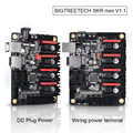 BIGTREETECH クローナミニ V1.1 32Bit 制御ボードアーム CPU 32 ビット 3D プリンタ部品 TMC2130 SPI TMC2208 A4988 ドライバ Reprap MKS 世代 L